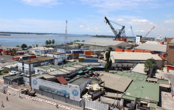 Capitainerie du Port d'Abidjan